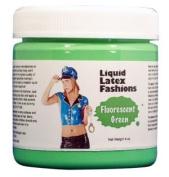 Ammonia Free Liquid Latex Body Paint - 120ml Fluorescent Green
