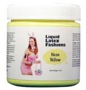 Ammonia Free Liquid Latex Body Paint - 120ml Neon Yellow