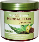 Silk & Stone Herbal Shampoo Powder- Dry Hair