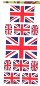 LW Temporary tattoos Britain flag