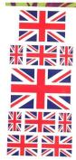 LW Temporary tattoos Britain flag