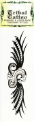 Temporary Dragon Tattoo - Armband & Lower Back Tribal Tattoo