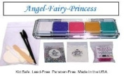 Face Paint Angel Fairy Princess Kit All Natural Non Toxic
