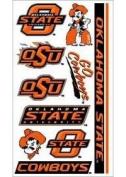 Caseys Distributing 3208514304 Oklahoma State Cowboys Temporary Tattoos