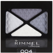Rimmel London Colour Rush Quad Eye Shadow 004 Smokey Blue
