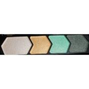 Maybelline Eye Studio Silk Glam Quad 300 Sea Sprite