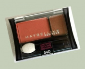 Maybelline Expert Wear Eyeshadow - Duo 04D Oriental Spice