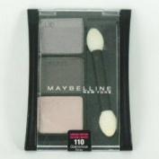 Maybelline Expert Wear Trio Eyeshadow - 110 Glamorous Grey