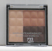 Mary-Kate & Ashley Eye Glam Eye Shadow Trio - Pretty #722