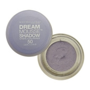Maybelline Dream Mousse Shadows ~ 50 Lilac Cloud