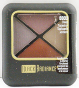 Black Radiance Eyeshadow Quartet - Deep Tapestry - 8803