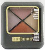 Black Radiance Eyeshadow Quartet - Deep Tapestry - 8803