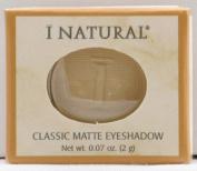 I Natural Classic Matte Eyeshadow - Biscotti