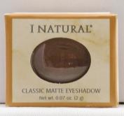 I Natural Classic Matte Eyeshadow - Granite