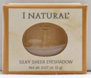 I Natural Silky Sheer Eyeshadow - Palomino Gold