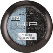 L'oreal HIP High Intensity Pigments Duo - Magnetic #206, 2 Ea
