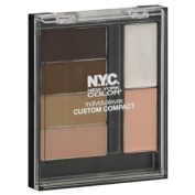 New York Colour Individualeyes Custom Compact, Central Park for Green Eyes, 0ml