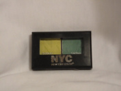 New York Colour (NYC), City Duet Eyeshadow, Bowling Green (812B), Net Wt. 0ml