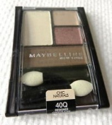 Maybelline Expert Wear Eyeshadow Quad 40Q Flawless Nude