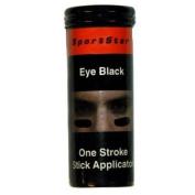 SportStar Single Stroke Eye Black Stick Applicator