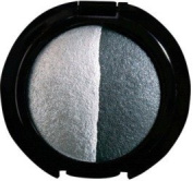 2nd Love Baked Powder Eye Shadow Duo 01 Solar
