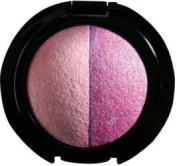 2nd Love Baked Powder Eye Shadow Duo 02 Amethyst