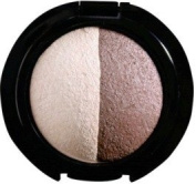 2nd Love Baked Powder Eye Shadow Duo 03 Earth