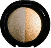 2nd Love Baked Powder Eye Shadow Duo 04 Sandstone