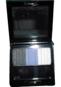Charles of the Ritz Perfect Finish Eyecolor Trio Eyeshadow Grey Silver Purple set