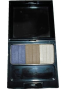 Charles of the Ritz Perfect Finish Eyecolor Trio Eyeshadow Navy Brown Bronze