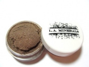 L.A. Minerals Brown Shimmer Eye Shadow - Eclipse