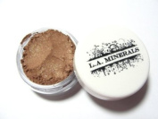 L.A. Minerals Brown Shimmer Mineral Eye Shadow - Stoked