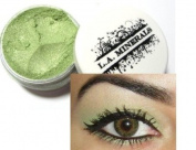 L.A. Minerals Green Shimmer Mineral Eye Shadow - Mermaid