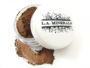 L.A. Minerals Matte Brown Mineral Eye Shadow - Naughty