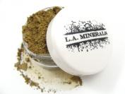 L.A. Minerals Matte Mineral Eye Shadow - Green Camo Khaki