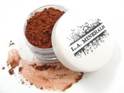 L.A. Minerals Matte Mineral Eye Shadow - Rusty Springs