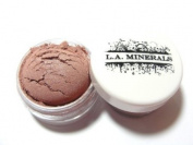 L.A. Minerals Pink Shimmer Eye Shadow - Satin Sheets