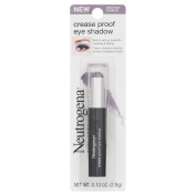 Neutrogena Eye Shadow, Crease Proof, Stay-Put Plum 60 5ml