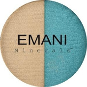 Emani Minerals Duo Eyeshadow Colour - 712 Skyline