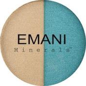 Emani Minerals Duo Eyeshadow Colour - 712 Skyline