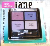 Jane - 03 Violets - Quad Eyeshadow