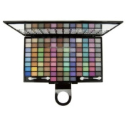 Saffron 100 Colour Cream Eyeshadow Palette