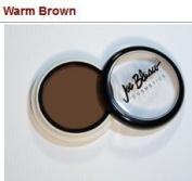Joe Blasco Matte Eye Shadow - Warm Brown