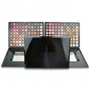 88 colour eye shadow plate / metal trend series eye shadow pearl / metallic colour eye shadow