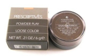 Prescriptives Powder Play Loose Colour Pigment Eye Shadow - 01 Tenacious Topaz 5ml/6g
