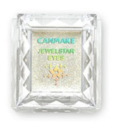 IDA Laboratories CANMAKE | Poeder Eye Shadow | Jewel Star Eyes 01 Crystal Silver