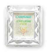 IDA Laboratories CANMAKE | Poeder Eye Shadow | Jewel Star Eyes 01 Crystal Silver