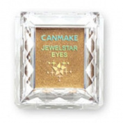 IDA Laboratories CANMAKE | Poeder Eye Shadow | Jewel Star Eyes 06 Pearl Brown