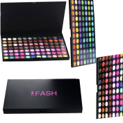 168 Colour Eyeshadow - Matte and Shimmer
