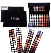 NEW 2011 FASH Eyeshadow Kit, 88 Colour Palette- Warm